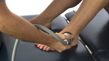 shockwave therapy treatment